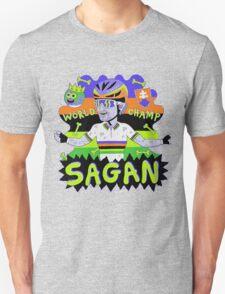 SAGAN , Tourminator t shirt Unisex T-Shirt