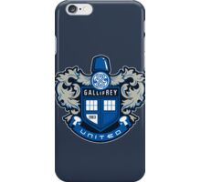 The Gallifrey United iPhone Case/Skin