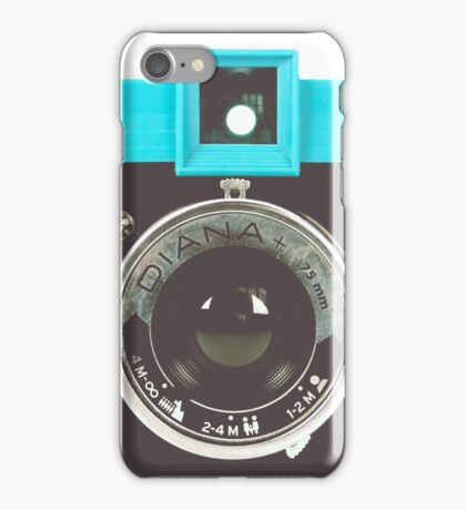 Diana #lomography iPhone Case/Skin