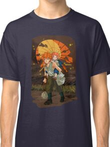 Hinata Siblings in Grave of the Fireflies AU.  Classic T-Shirt