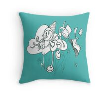 burattino Throw Pillow