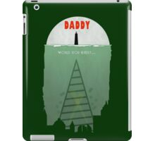 Daddy iPad Case/Skin