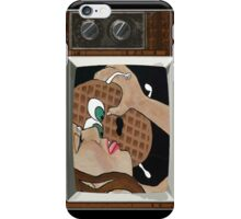 Oh, waffles!  iPhone Case/Skin