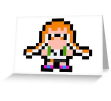 Pixel Inkling Greeting Card