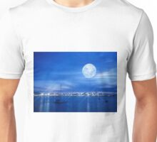 Auckland city from North Shore Unisex T-Shirt
