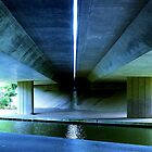 Canal Underpass by crashbangwallop