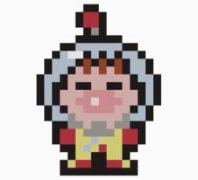 Pixel Olimar One Piece - Long Sleeve