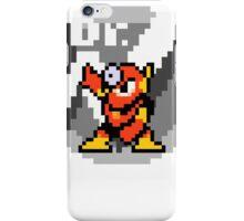 Metalman iPhone Case/Skin