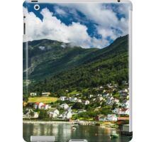 Norwegian nature iPad Case/Skin