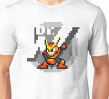 Quickman with text (White) Unisex T-Shirt