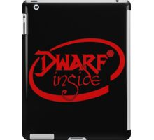 Dwarf Inside iPad Case/Skin