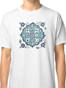 Abstract turkish pattern Classic T-Shirt