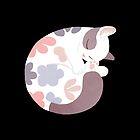 Sleeping Cat by jjsgarden