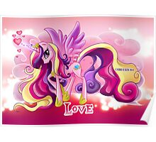 Equestria Elements - The Love Poster