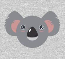Koala cute One Piece - Long Sleeve