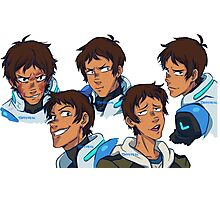 FRECKLED LANCE (STICKER) Photographic Print