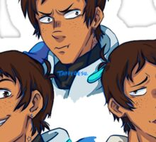 FRECKLED LANCE (STICKER) Sticker