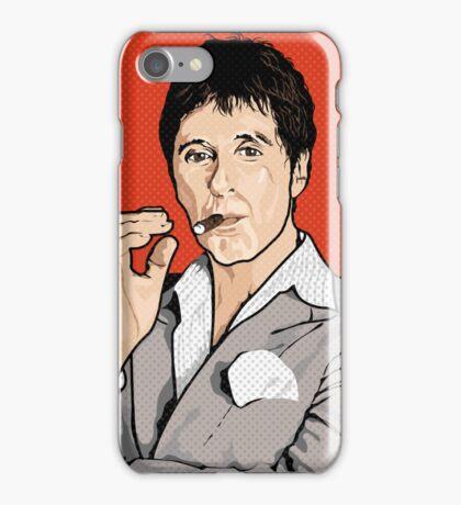 Al Pacino Scarface Pop Art iPhone Case/Skin