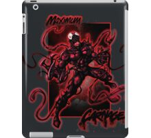 Maximum Carnage iPad Case/Skin