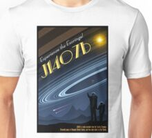 Space Travel Poster J1407b Unisex T-Shirt