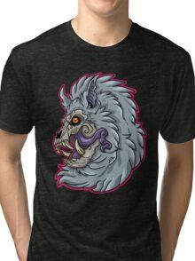 Nightmare Werewolf Tri-blend T-Shirt