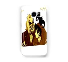 Beetle juice and Lydia Samsung Galaxy Case/Skin