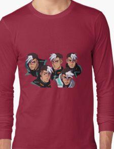 TAKASHI SHIROGANE (STICKER) Long Sleeve T-Shirt