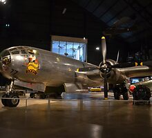 """Boing B-29 """"Superfortress"""" Bomber by BearheartFoto"""