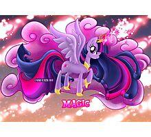 Equestria Elements - The Magic Photographic Print