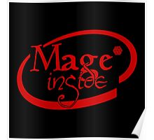 Mage Inside Poster