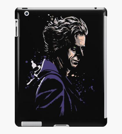 12th Doctor Who iPad Case/Skin