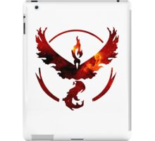 Pokemon Go Team Valor iPad Case/Skin