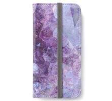 Crystal Gemstone iPhone Wallet/Case/Skin