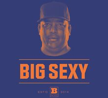 Bartolo - Big Sexy Halftone (Orange) Unisex T-Shirt