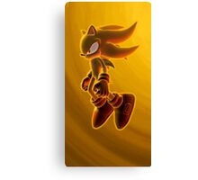 Super Sonic Canvas Print