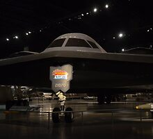"Northrop  B-2  ""Spirit""   Long Range Stealth Bomber by BearheartFoto"