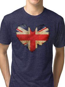 British Heart Tri-blend T-Shirt