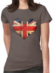 British Heart Womens Fitted T-Shirt