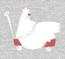 you lazy little chicken Kids Tee