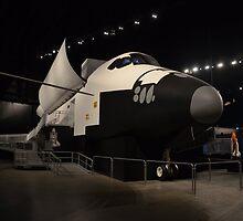 Space Shuttle  Mockup Model by BearheartFoto