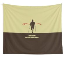 Limitations Live Only In Our Minds - Corporate Start-Up Quotes Wall Tapestry
