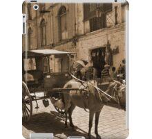 calle crisologo iPad Case/Skin