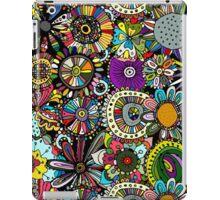 Background mandala iPad Case/Skin
