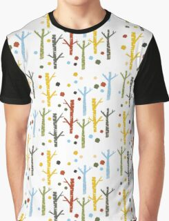 woodland forest Graphic T-Shirt