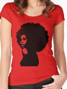 Soulfro Women's Fitted Scoop T-Shirt