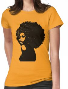 Soulfro Womens Fitted T-Shirt