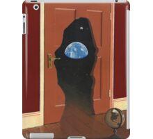 Beyond Magritte's Door iPad Case/Skin
