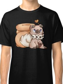 Rockruff Doughnuts Classic T-Shirt