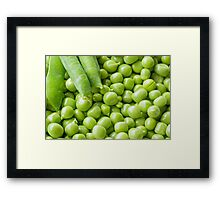 Little things are the besy Framed Print