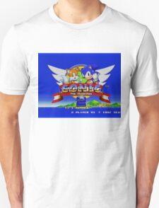 Sonic The Hedgehog 2 Unisex T-Shirt